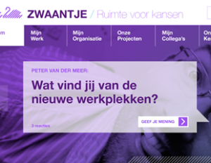 Website gemeente portal + intranet