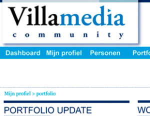 Villa Media – Intranet (NVJ)